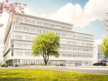 Presentationsbild för referensen Danderyds Sjukhus