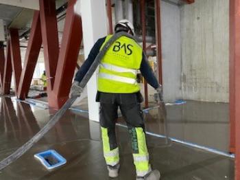 Bild för referens Bas Barkarby - Västra Stockholms nya mötesplats